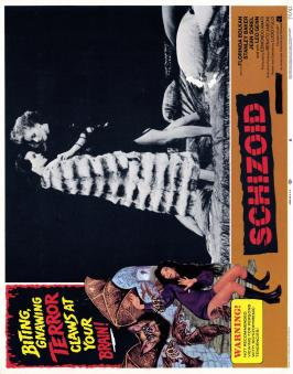 Schizoid - 11 x 14 Movie Poster - Style A