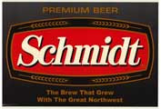 Schmidt Beer - Party/College Poster - 23 x 35 - Style A