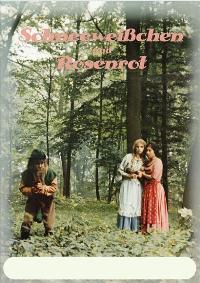 Schneewei�chen und Rosenrot - 11 x 17 Movie Poster - German Style A