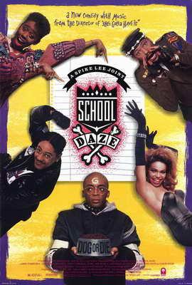 School Daze - 27 x 40 Movie Poster - Style A