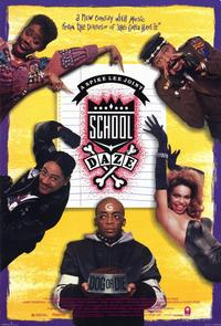 School Daze - 11 x 17 Movie Poster - Style A - Museum Wrapped Canvas