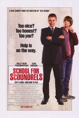 School for Scoundrels - 27 x 40 Movie Poster - Style A