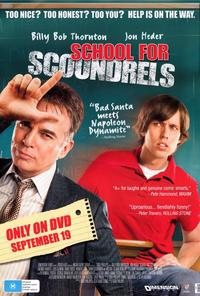 School for Scoundrels - 27 x 40 Movie Poster - Style B