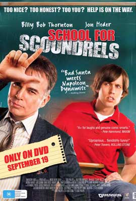 School for Scoundrels - 11 x 17 Movie Poster - Style B