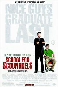 School for Scoundrels - 11 x 17 Movie Poster - Style C