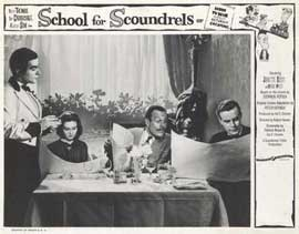 School for Scoundrels or How to Win Without Actually Cheating! - 11 x 14 Movie Poster - Style A