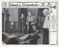 School for Scoundrels or How to Win Without Actually Cheating! - 11 x 14 Movie Poster - Style B