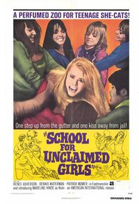 School for Unclaimed Girls - 11 x 17 Movie Poster - Style A