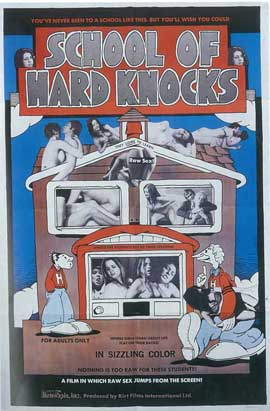 School of Hard Knocks - 11 x 17 Movie Poster - Style A