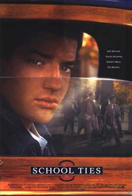 School Ties - 27 x 40 Movie Poster - Style A