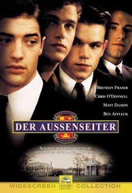 School Ties - 27 x 40 Movie Poster - German Style A