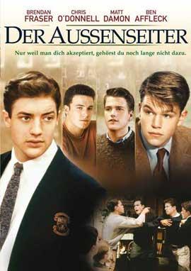 School Ties - 27 x 40 Movie Poster - German Style B