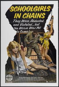 Schoolgirls in Chains - 11 x 17 Movie Poster - Style A