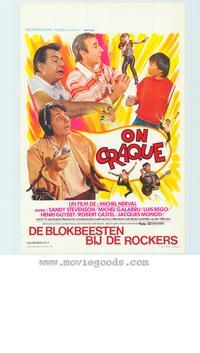 Schools Falling Apart - 11 x 17 Movie Poster - Belgian Style B