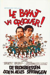 Schools Falling Apart - 27 x 40 Movie Poster - Belgian Style A