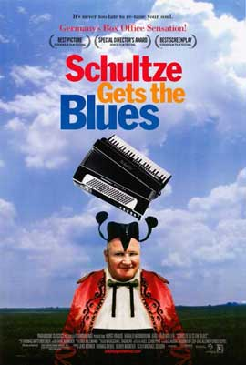 Schultze Gets the Blues - 11 x 17 Movie Poster - Style A