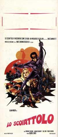 Scoiattolo, Lo - 13 x 28 Movie Poster - Italian Style A