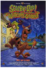 Scooby-Doo and the Witch's Ghost - 27 x 40 Movie Poster - Style A