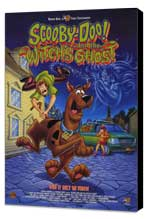 Scooby-Doo and the Witch's Ghost - 11 x 17 Movie Poster - Style A - Museum Wrapped Canvas