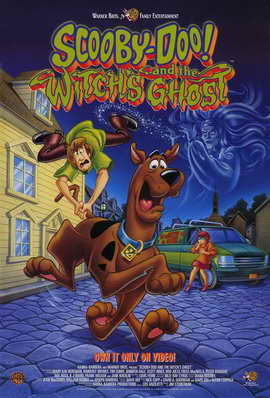 Scooby-Doo and the Witch's Ghost - 11 x 17 Movie Poster - Style A