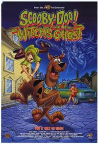 Scooby-Doo and the Witch's Ghost - 43 x 62 Movie Poster - Bus Shelter Style A