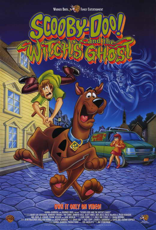 Scooby doo and the witch s ghost movie posters from movie poster shop