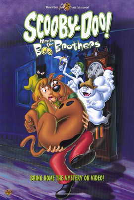 Scooby-Doo Meets the Boo Brothers - 11 x 17 Movie Poster - Style A