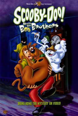 Scooby-Doo Meets the Boo Brothers - 27 x 40 Movie Poster - Style A