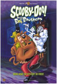 Scooby-Doo Meets the Boo Brothers - 43 x 62 Movie Poster - Bus Shelter Style A