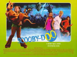 Scooby-Doo - 11 x 17 Movie Poster - Style D