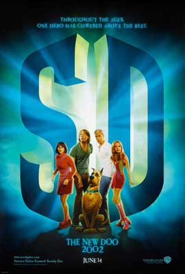 Scooby-Doo - 27 x 40 Movie Poster - Style C