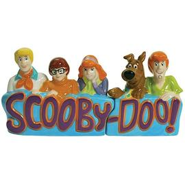Scooby-Doo - and Gang Salt and Pepper Shakers