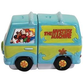 Scooby-Doo - Gang and Mystery Machine Salt and Pepper Shakers