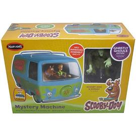 Scooby-Doo - Mystery Machine with Figures Model Kit