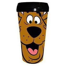 Scooby-Doo - Scooby Black Travel Mug
