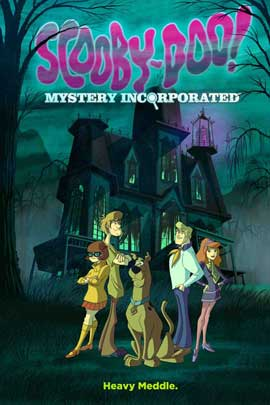 affiche Scooby-Doo 11 - Scooby-doo, Myst�res Associ�s