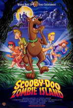 Scooby-Doo on Zombie Island - 27 x 40 Movie Poster - Style A
