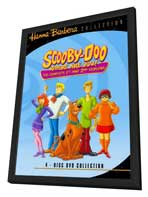 Scooby Doo, Where Are You! - 27 x 40 Movie Poster - Style F - in Deluxe Wood Frame