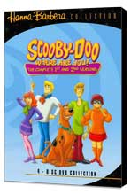 Scooby Doo, Where Are You! - 11 x 17 Movie Poster - Style F - Museum Wrapped Canvas