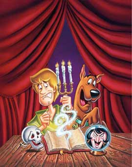 Scooby Doo, Where Are You! - 11 x 17 Movie Poster - Style C