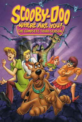 Scooby Doo, Where Are You! - 27 x 40 Movie Poster - Style E