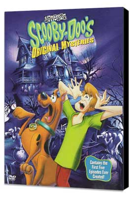 Scooby Doo, Where Are You! - 27 x 40 Movie Poster - Style D - Museum Wrapped Canvas