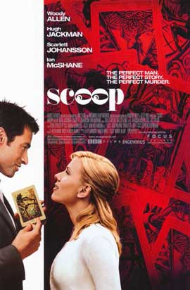 Scoop - 11 x 17 Movie Poster - Style A