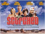 Scorched - 27 x 40 Movie Poster - Style B