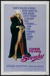 Scorchy - 43 x 62 Movie Poster - Bus Shelter Style A