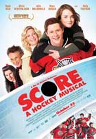 Score: A Hockey Musical - 27 x 40 Movie Poster - Style B