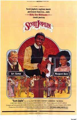 Scott Joplin - 11 x 17 Movie Poster - Style A