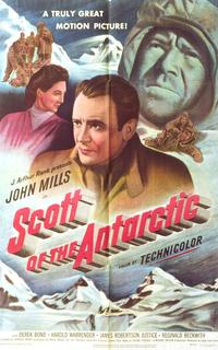 Scott of the Antarctic - 27 x 40 Movie Poster - Style A