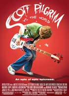 Scott Pilgrim vs the World - 11 x 17 Movie Poster - Style M