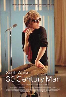 Scott Walker: 30 Century Man - 11 x 17 Movie Poster - UK Style A
